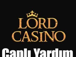 Lord Casino Canlı Yardım