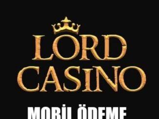 Lordcasino Mobil Ödeme
